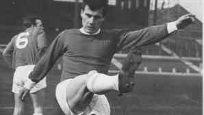 Почина последният футболист, преминал от Манчестър Юнайтед в Ливърпул