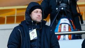 Антон Зингаревич става днес собственик на Ботев (Пд)