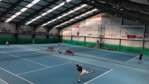 Ясни са финалистите на Държавното по тенис до 18 години