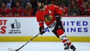 Легендарен защитник на хокейния Чикаго Блекхоукс се отказа след 15 години на леда