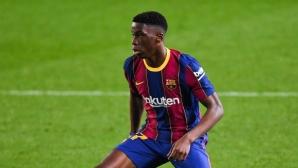 Ман Юнайтед и РБ (Лайпциг) с интерес към плеймейкър от Барселона