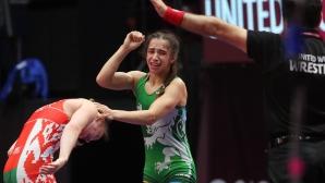 Миглена Селишка е финалистка в Рим