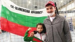 11-годишна откри Държавното по кикбокс в Шумен
