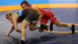 Миглена Селишка спечели сребърен медал на турнира по борба в Рим