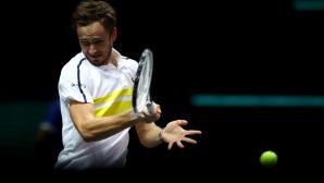 Медведев ще стане номер 2 в световната ранглиста на АТP на 15 март