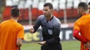 Черно море подава жалба срещу Кабаков, припомни дузпата на ЦСКА-София