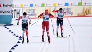 Драма! Клаебо бе дисквалифициран, титлата на 50 км обаче остава в Норвегия (видео)