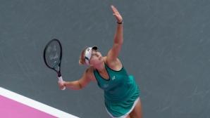 18-годишната Клара Таусон спечели първа WTA титла в кариерата си