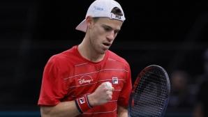 Диего Шварцман спечели титлата на турнира по тенис в Буенос Айрес