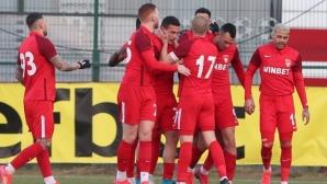 Царско село търси първи успех над Славия в efbet Лига