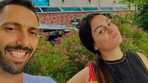 Волейболно семейство се сдоби с дъщеря