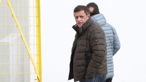 Стойне Манолов: Станахме привлекателен отбор за играчите