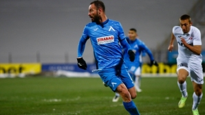 Левски се разделя със Симеон Славчев през лятото