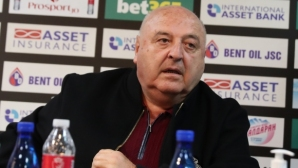 От FARE признаха: Има сигнал за расизъм от страна на Венци Стефанов