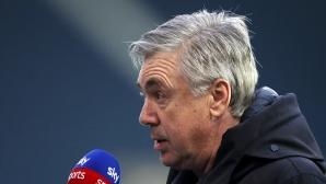 Анчелоти: Не може да играем по този начин срещу отбор като Челси