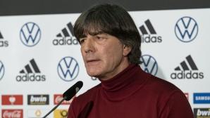 Официално: Льов реши да напусне Бундестима, обяви кога ще го стори
