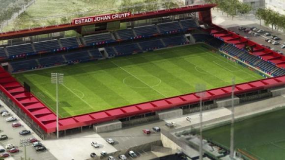 Кръщават стадион на името на Кройф
