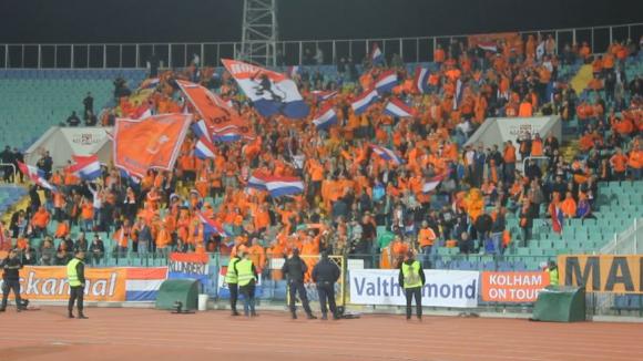 Най-доброто от холандските фенове в България