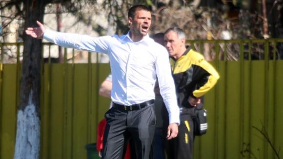 Валентин Илиев: Бъдещето на отбора е по-важно от мен