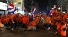 Шествие на холандските фенове в центъра на София