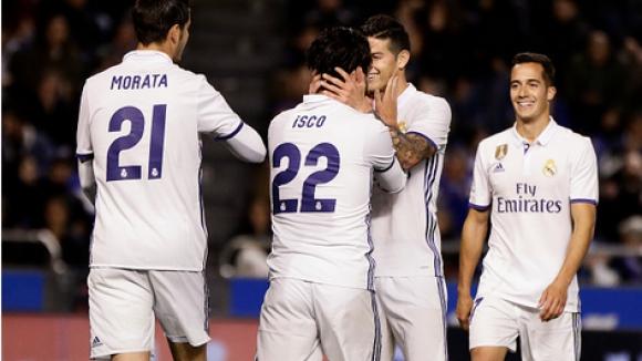 Реал Мадрид - Валенсия 2:1