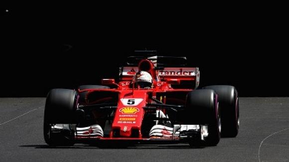 Фетел върна победите на Ферари в Монако