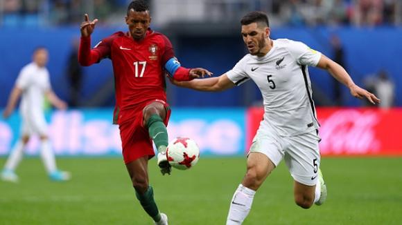 Нова Зеландия - Португалия 0:4