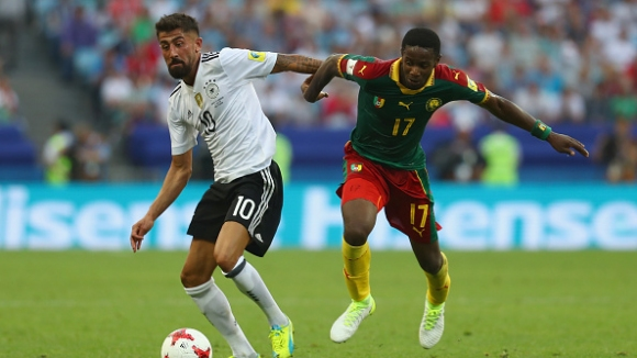 Германия - Камерун 3:1