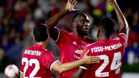 Лукаку иска да печели трофеи в Юнайтед