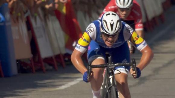 """Белгиец спечели втория етап на """"Вуелтата"""""""