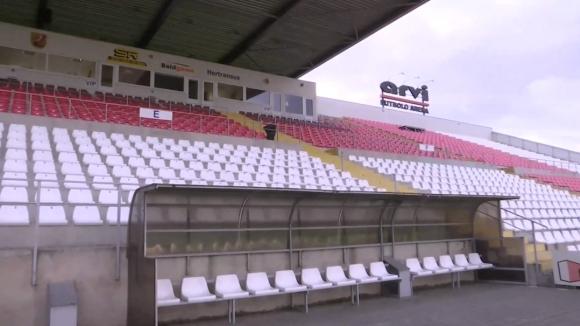 Sportal.bg ви представя стадиона на литовския Судува