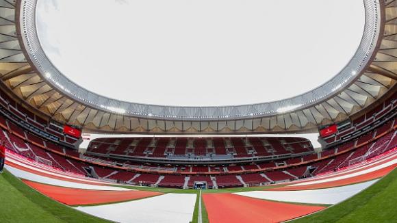 Новият стадион на Атлетико Мадрид ще приеме финала в Шампионската лига през 2018/19