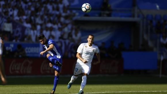 Алавес - Реал Мадрид 1:2