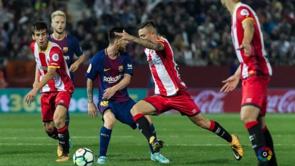 Жирона - Барселона 0:3
