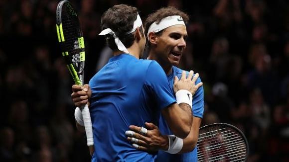 Историческа победа на тандема Надал и Федерер