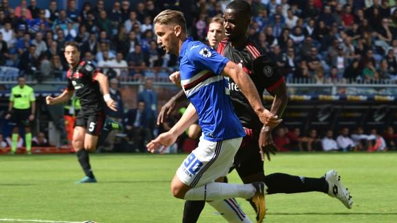 Сампдория - Милан 2:0