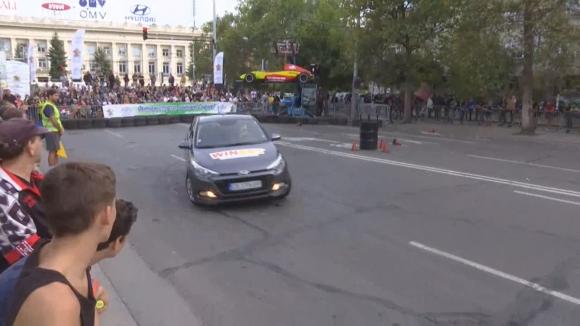 Стартира Моторспорт шоу в София