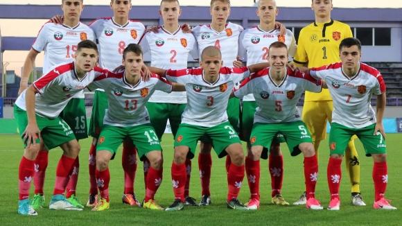 Азербайджан U17 - България U17 2:1
