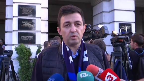 Красимир Иванов: От ръководството на ЦСКА-София знаеха предварително за емблемата