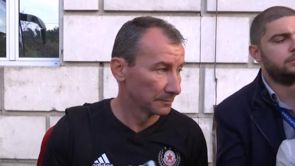 Белчев: Няма напрежение между мен и Манолев