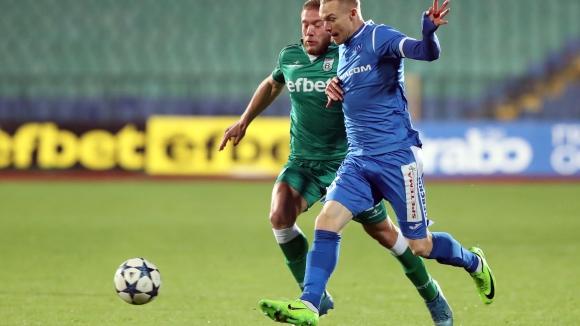 Витоша (Бистрица) - Левски 0:0