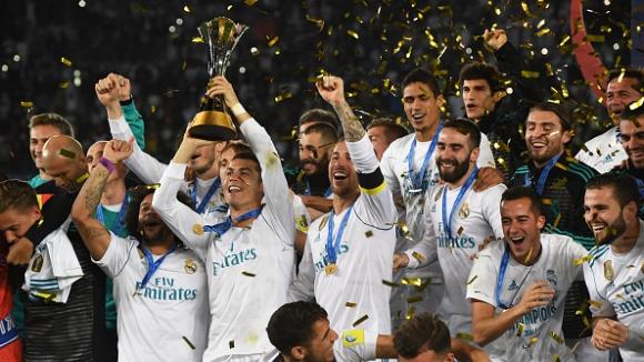 Реал Мадрид отново е шампион на света