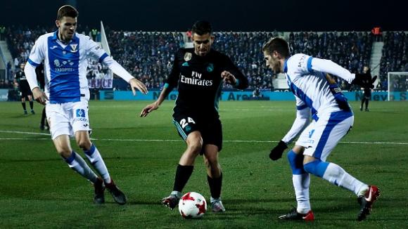Леганес - Реал Мадрид 0:1