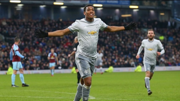 Бърнли - Манчестър Юнайтед 0:1
