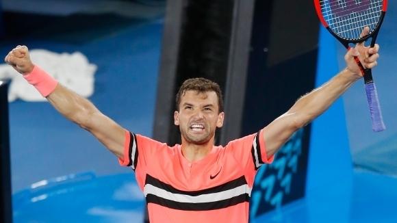 Григор за съперника си на ¼ финалите: Не бива да подценявам Едмънд