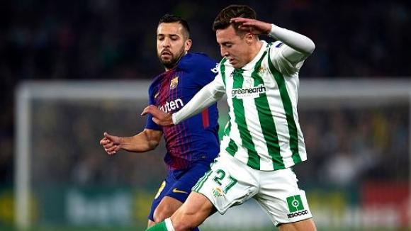Бетис - Барселона 0:5