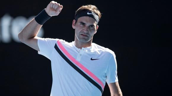 Федерер прегази Фучович и е на 1/4 финал