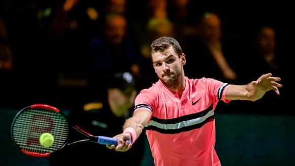 Григор е на финал срещу Федерер в Ротердам