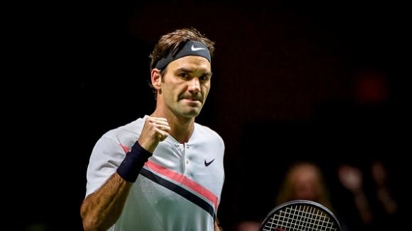 Федерер си свърши работата и стигна до сблъсъка с Григор на финала