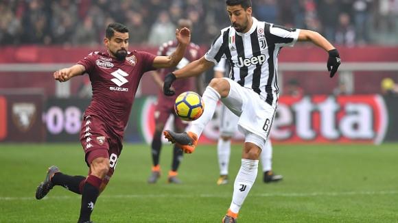 Торино - Ювентус 0:1